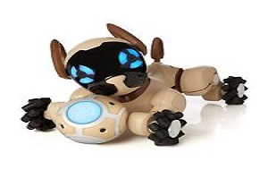WowWee Chocolate CHiP Robot Toy Dog - Amazon Exclusive Top Daily Deal